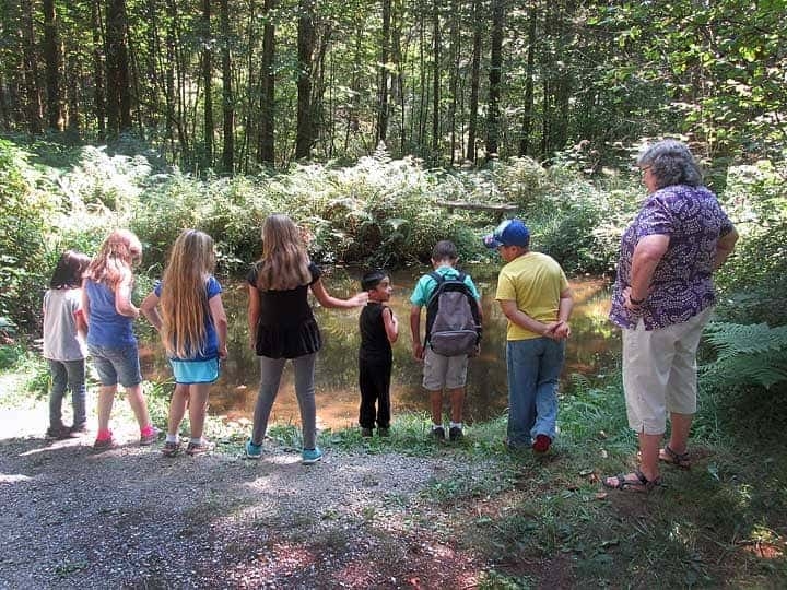 2nd Annual Nature Explore Event at Camp Wa-Ri-Ki