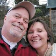 Meet the New Camp Caretakers:  Mike & Diana