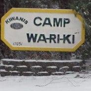 Gravel, Red Bugs, & Snow Grace Camp Wa-Ri-Ki