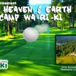 Camp Wa-Ri-Ki Annual Golf Tournament