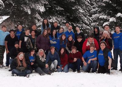 Winter Camp - Wa-Ri-Ki