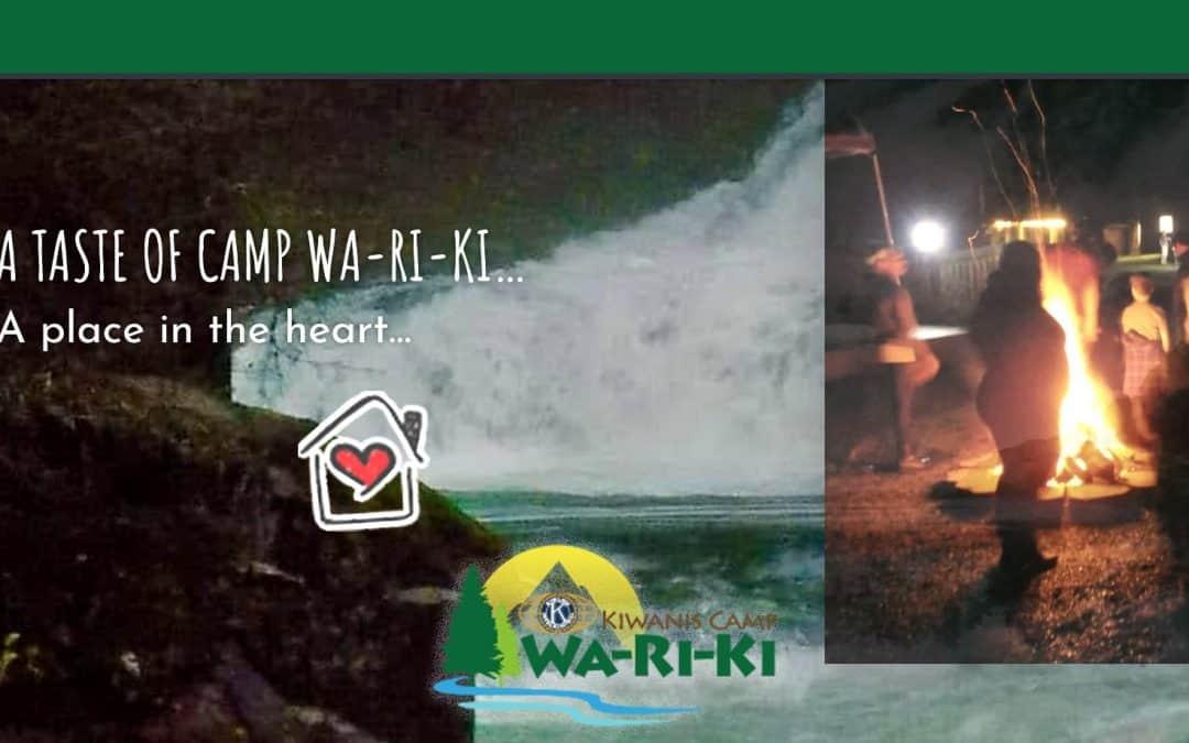 Overview of Camp Wa-Ri-Ki