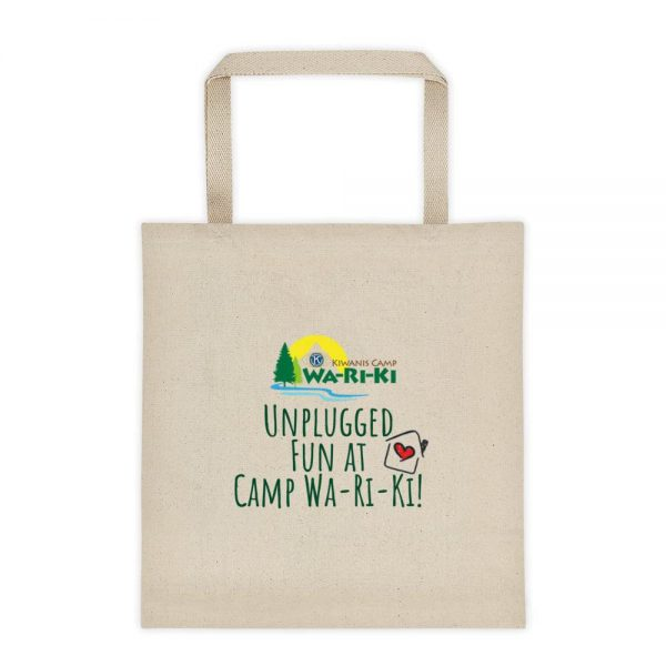 Camp Wa-RI-Ki Tote bag 1