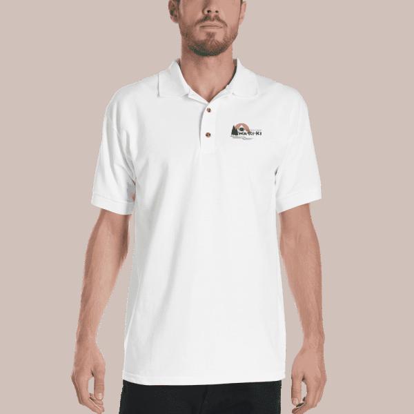 Camp Wa-Ri-Ki Embroidered Polo Shirt 2