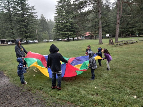 Nature Days on June 20th: The Kids Had Fun During Our Camp Outdoor Event 2