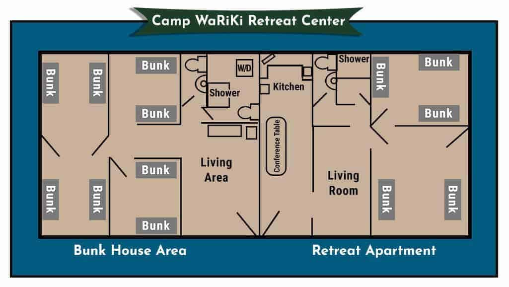 Rent the Retreat Center 6