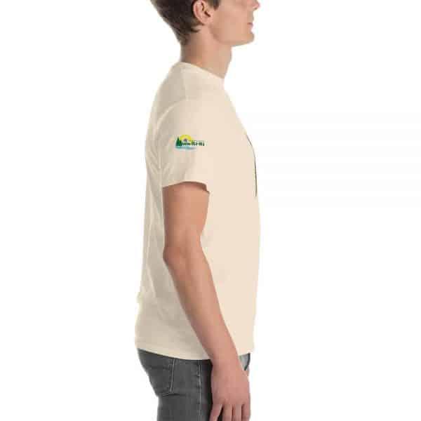 Camp Wa=Ri-Ki - Secret of Life Short-Sleeve T-Shirt 14
