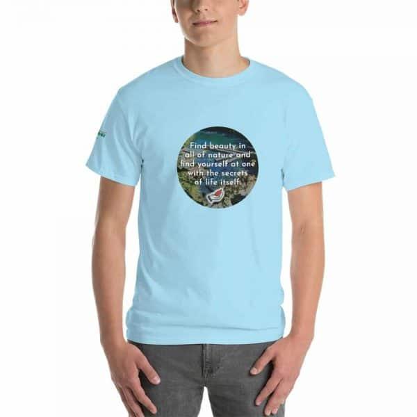Camp Wa=Ri-Ki - Secret of Life Short-Sleeve T-Shirt 16