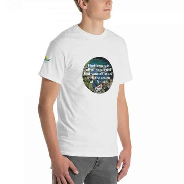 Camp Wa=Ri-Ki - Secret of Life Short-Sleeve T-Shirt 3