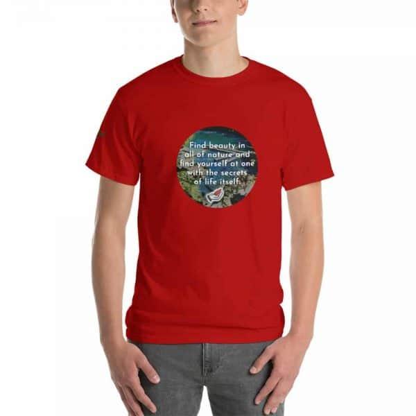 Camp Wa=Ri-Ki - Secret of Life Short-Sleeve T-Shirt 22