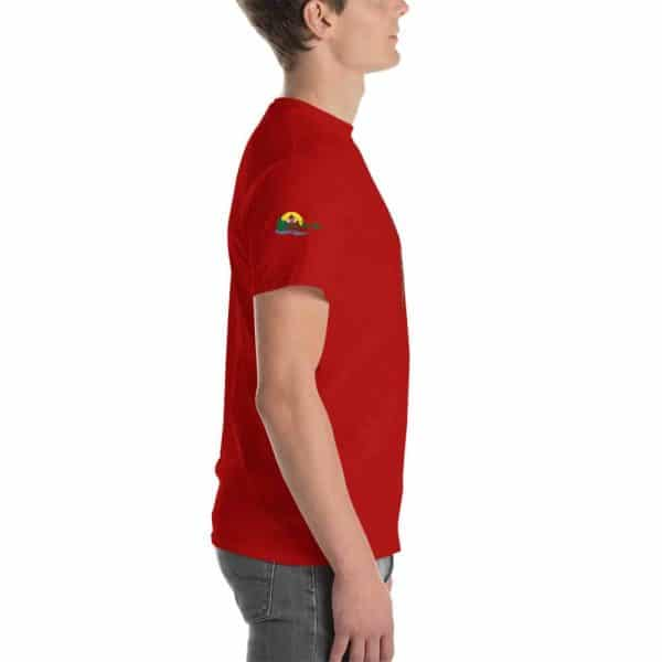 Camp Wa=Ri-Ki - Secret of Life Short-Sleeve T-Shirt 23