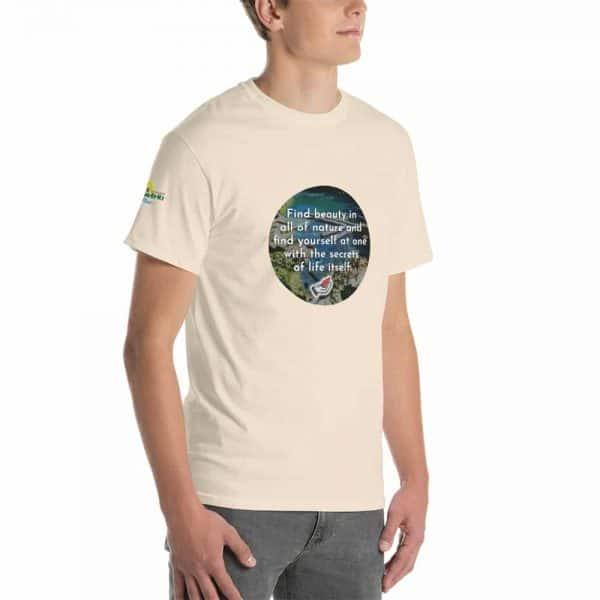 Camp Wa=Ri-Ki - Secret of Life Short-Sleeve T-Shirt 15