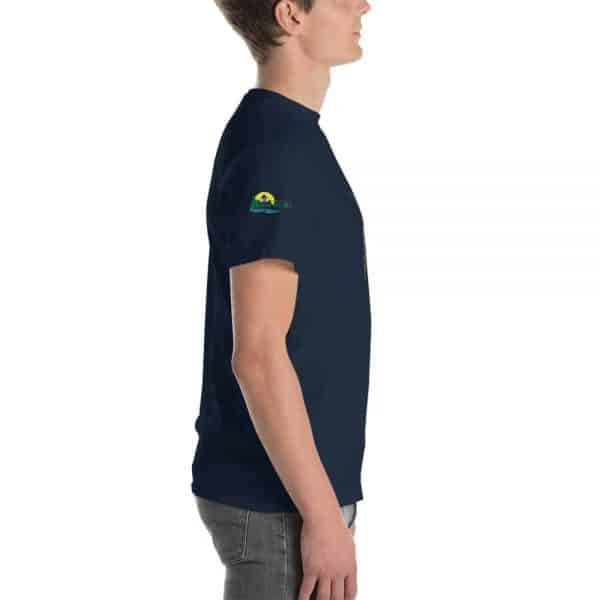 Camp Wa=Ri-Ki - Secret of Life Short-Sleeve T-Shirt 8