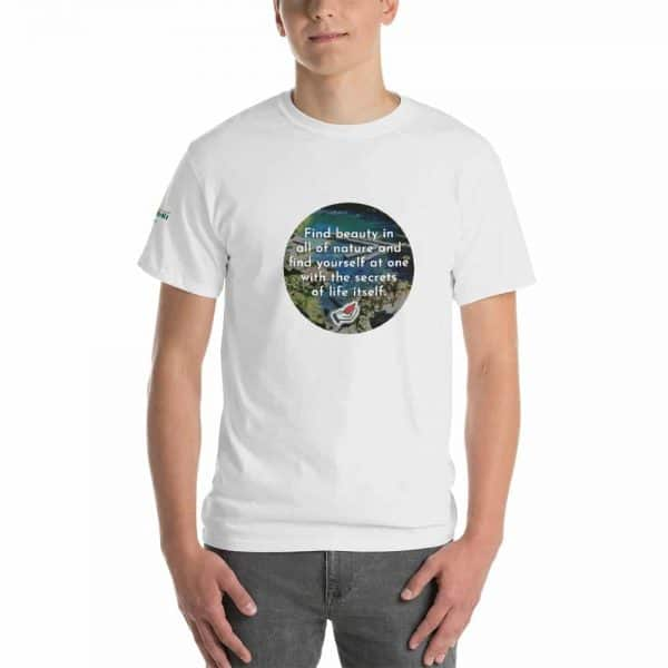Camp Wa=Ri-Ki - Secret of Life Short-Sleeve T-Shirt 1