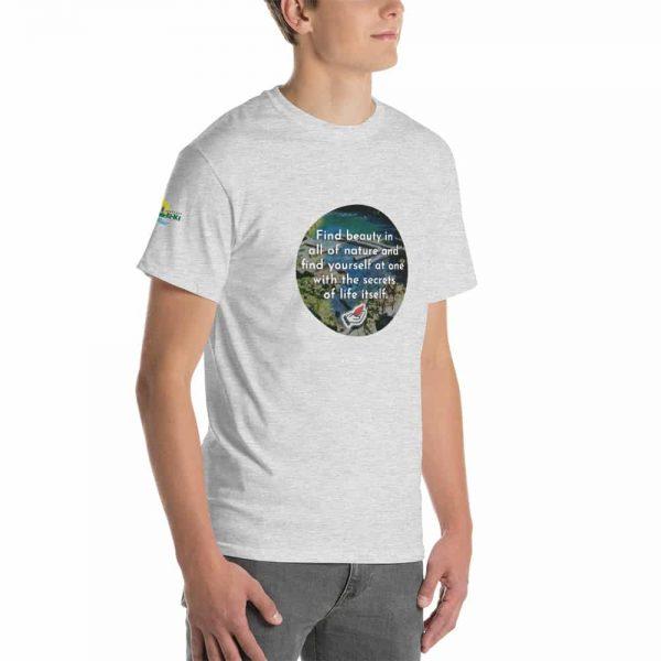 Camp Wa=Ri-Ki - Secret of Life Short-Sleeve T-Shirt 21