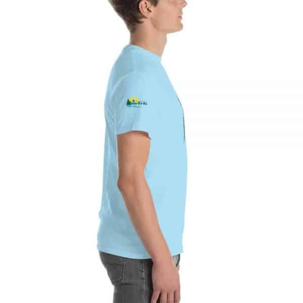 Camp Wa=Ri-Ki - Secret of Life Short-Sleeve T-Shirt 17