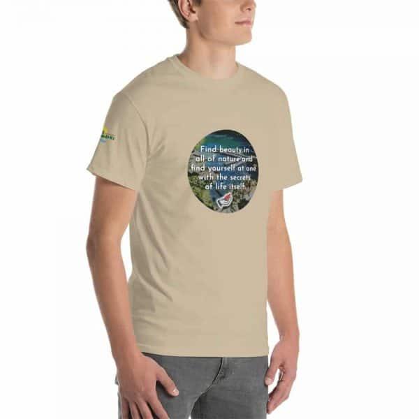 Camp Wa=Ri-Ki - Secret of Life Short-Sleeve T-Shirt 12