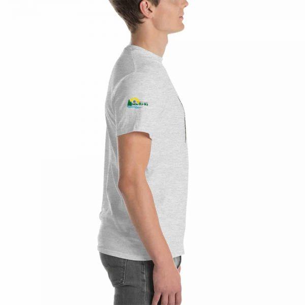 Camp Wa=Ri-Ki - Secret of Life Short-Sleeve T-Shirt 20