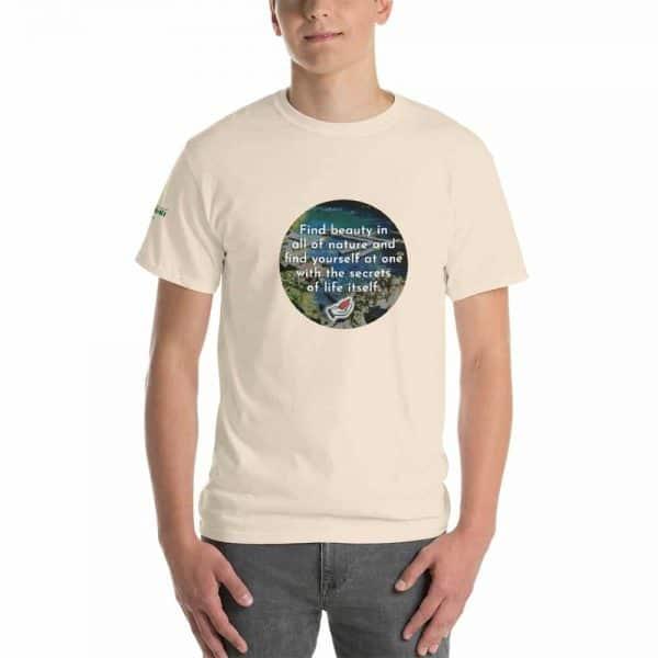 Camp Wa=Ri-Ki - Secret of Life Short-Sleeve T-Shirt 13