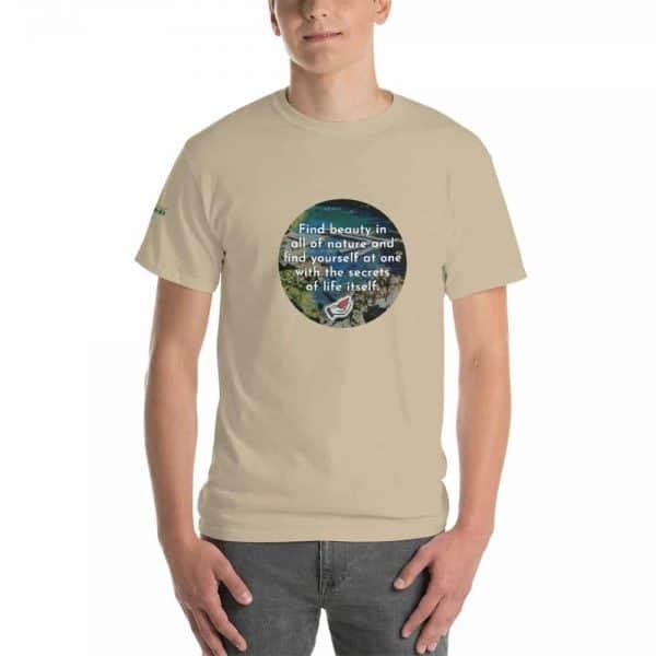 Camp Wa=Ri-Ki - Secret of Life Short-Sleeve T-Shirt 10