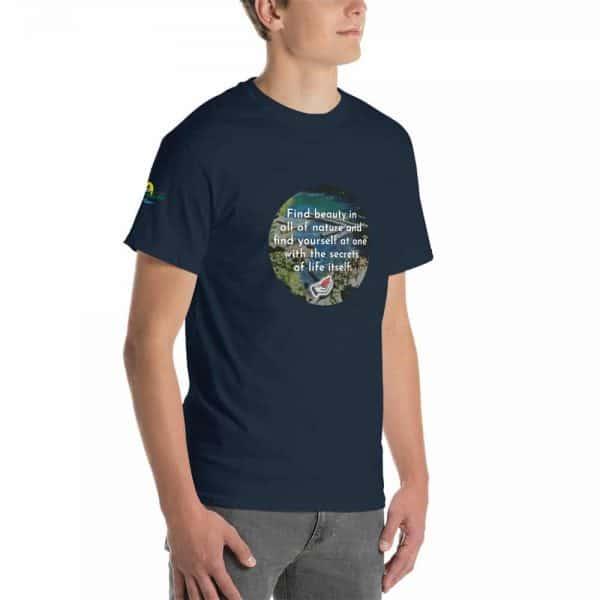 Camp Wa=Ri-Ki - Secret of Life Short-Sleeve T-Shirt 9