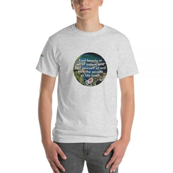 Camp Wa=Ri-Ki - Secret of Life Short-Sleeve T-Shirt 19