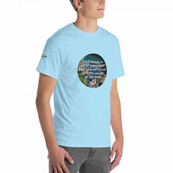 Camp Wa=Ri-Ki - Secret of Life Short-Sleeve T-Shirt 18