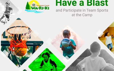 Have a Blast and Participate in Team Sports at the Camp